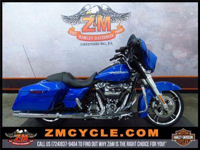 2018 Harley-Davidson Street Glide Touring Motorcycles Greensburg, PA