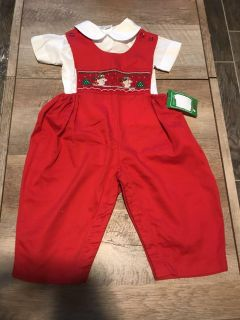 New Sir John Christmas boutique jumper, size 12m