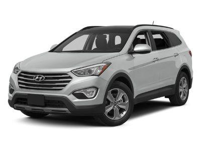 2014 Hyundai Santa Fe Limited (Circuit Silver)