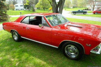 Amazing Quality 1966 Chevrolet Chevelle SS