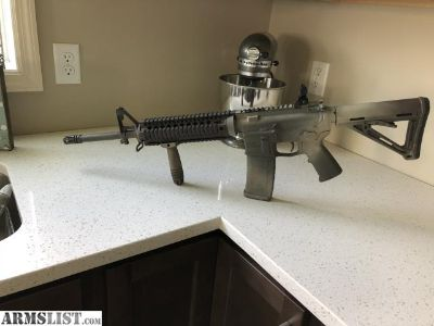 For Sale: Aero Precision M4E1 AR15 with Daniel Defense Rail