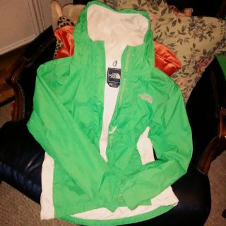 The North Face rain jacket size small