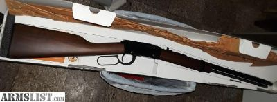 For Sale: Henry lever action .22lr target rifle octagon heavy barrel