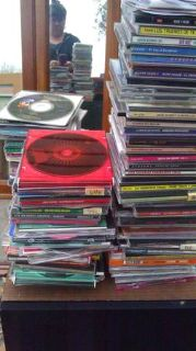 about 80 spanish cds