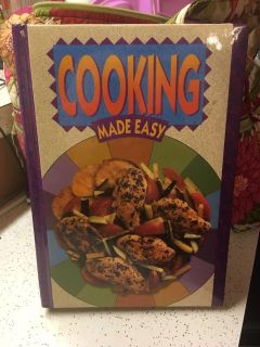Cooking Made Easy Cookbook