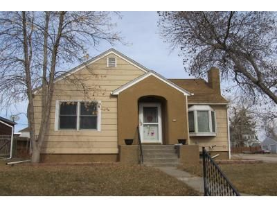 3 Bed 1 Bath Preforeclosure Property in Great Falls, MT 59401 - 4th Ave N