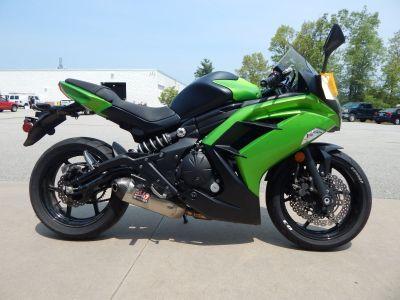 2014 Kawasaki Ninja 650 Sport Motorcycles Concord, NH