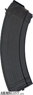 For Sale: AK-47 7.62x39 30rd Bulgarian STEEL Magazine Mags BRAND NEW in Stock Today on Sale!!! Buy 3 & Save!!!