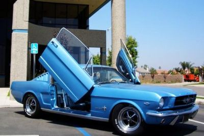 Buy VDI FM6768 - 67-68 Ford Mustang Vertical Doors Conversion Kit motorcycle in Corona, California, US, for US $995.00