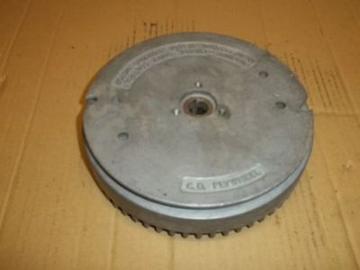 Sell Used Johnson Evinrude 6 HP Outboard FLYWHEEL MODEL 6R79E OEM 581675 motorcycle in Scottsville, Kentucky, United States, for US $9.00