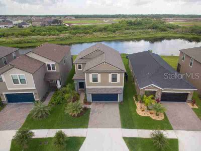 10031 Sage Creek Drive Ruskin Three BR, STUNNING VIEWS!!