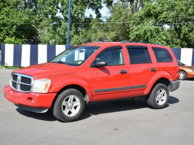 2006 Dodge Durango SXT (Flame Red)
