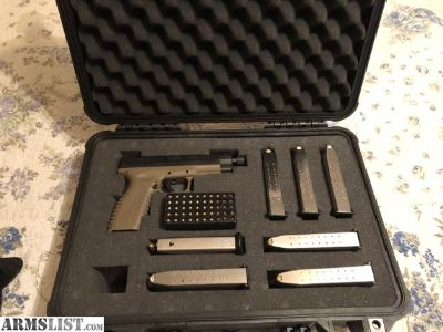 For Sale: Springfield XDM for sale