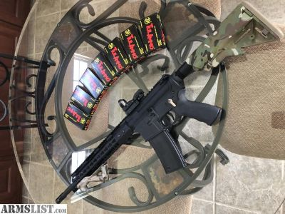 For Sale/Trade: Like new Noreen AR15/Ammo
