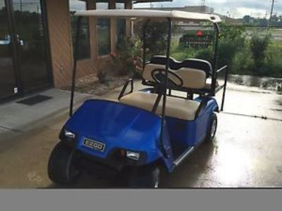 Buy 2006 EZ GO TXT ELECTRIC- GOLF CART GOLF CAR motorcycle in Middletown, Ohio, United States, for US $3,499.00