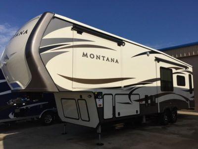 2016 Keystone Montana 3160 RL
