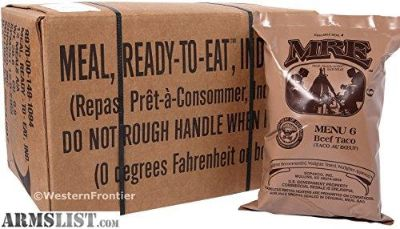For Sale/Trade: SR9C, Cases of MRE s, and Glenfield model 20