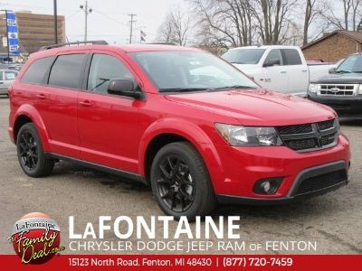 2018 Dodge Journey R/T (Red Line)