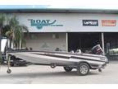 2007 Bass Cat Boats SABRE