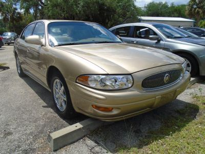 2005 Buick LeSabre Custom (Beige)