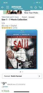 Looking for: Saw Movies