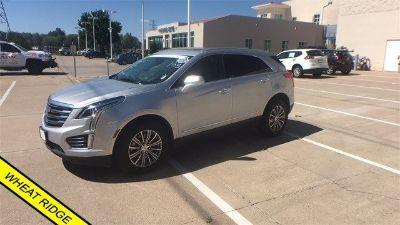 2017 Cadillac XT5 Luxury (Radiant Silver Metallic)