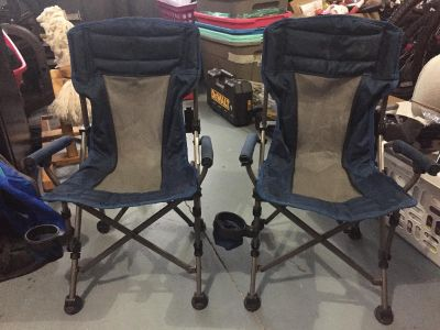 Little kid camping chairs with cup holders