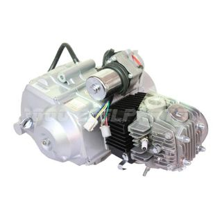 Purchase Quad Go Kart ATV 125cc Engine Motor Auto Electric Start fit 50cc 70cc 90cc 110cc motorcycle in South El Monte, California, US, for US $259.00