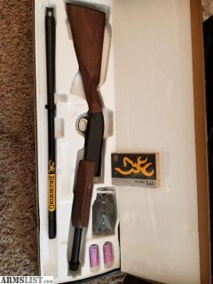 For Sale/Trade: Browning BPS 16g Upland Special