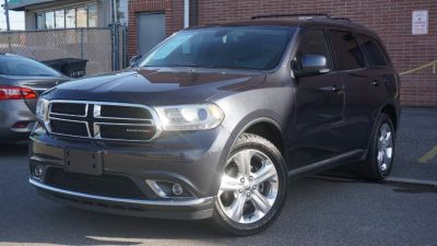2014 Dodge Durango Limited (Gray)