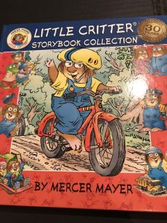 Little critters storybook collection