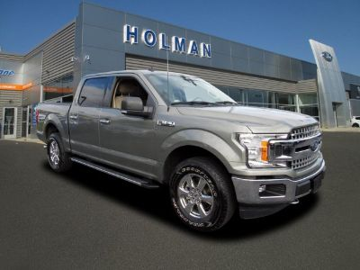 2019 Ford F-150 XL (Silver Spruce Metallic)