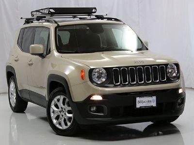 2015 Jeep Renegade Latitude (Mojave Sand)