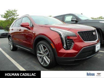 2019 Cadillac XT4 FWD Sport (Red Horizon Tintcoat)