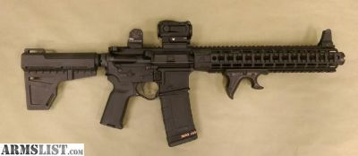 For Sale/Trade: AR15 300 Blackout Pistol