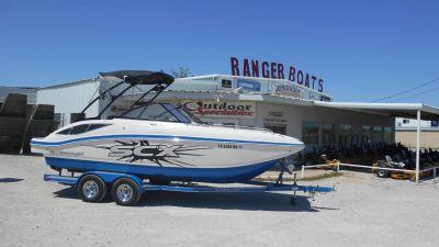 2015 Starcraft Crossover 230 SCX IO Deck Boats Eastland, TX