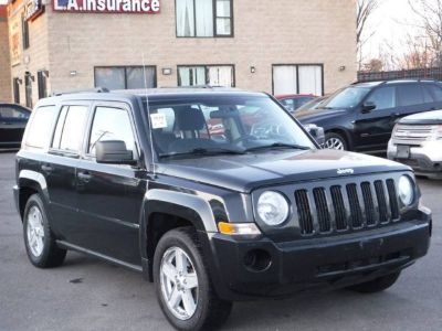 2010 Jeep Patriot Sport 4x4 4dr SUV