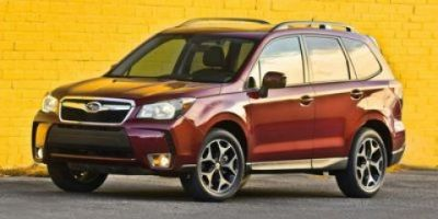 2015 Subaru Forester 2.5i (Ice Silver Metallic)