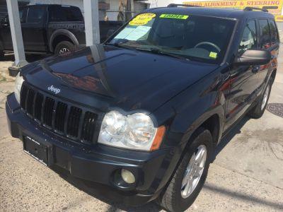 2007 Jeep Grand Cherokee Laredo (Steel Blue Metallic)