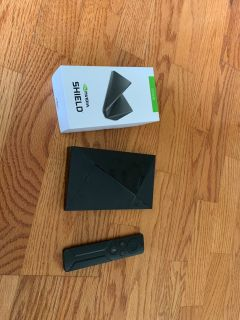 Like New Nvidia Shield Console /TV with controllers