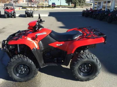 2012 Suzuki KingQuad 750AXi ATV Utility ATVs Butte, MT