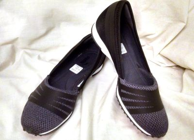 New pums slip on sneakers