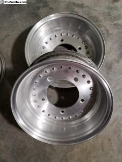 Used Set of Satin Wide 5 Centerlines