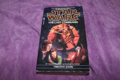 The Last Command (Star Wars: The Thrawn Trilogy) Paperback by Timothy Zahn