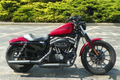 2010 Harley-Davidson Sportster Iron 883 Cruiser Johnstown, PA