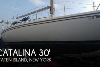 1979 Catalina 30 Tall Rig