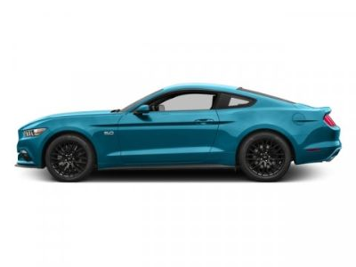 2017 Ford Mustang GT (Lightning Blue Metallic)