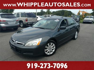2007 Honda Accord EX-L (Dark Grey)