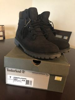 Timberlands junior 7y