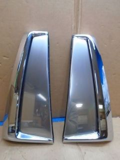 Find Cadillac SRX 13-16 Side Repeater Lamps Front Repeater Lamp SET GM OEM # 22844649 motorcycle in Waterford, Michigan, United States, for US $250.00